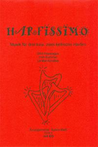 Harfennoten, Harfissimo Band 1