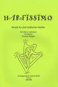 Harfennoten, Harfissimo Band 2