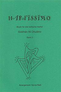 Harfennoten, Harfissimo Band 3