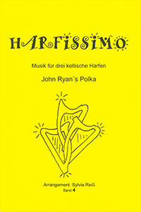 Harfennoten, Harfissimo Band 4