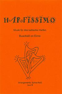 Harfennoten, Harfissimo Band 5