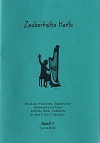 Harfennoten, Zauberhafte Harfe Band 3